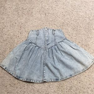 Size 7/8 vintage 90's jordache dress/skirt